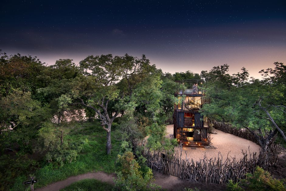 Experience Wildlife and Starry Skies in this South African Ngala Treehouse - 11