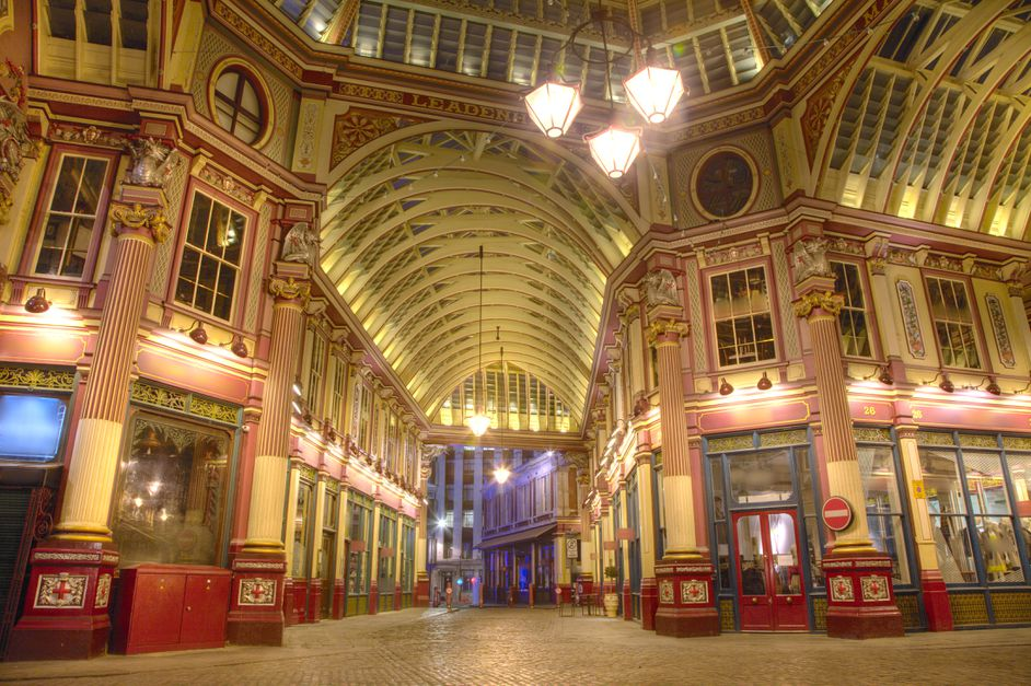 10 Harry Potter Filming Locations You Can Actually Visit! - 10