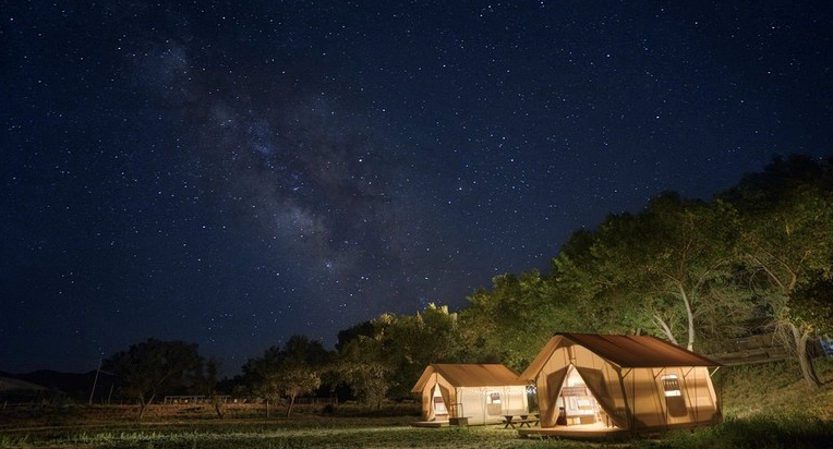 Glamping In California from $49 Per Night—Sunsets, S'mores, & Starry Skies - 9
