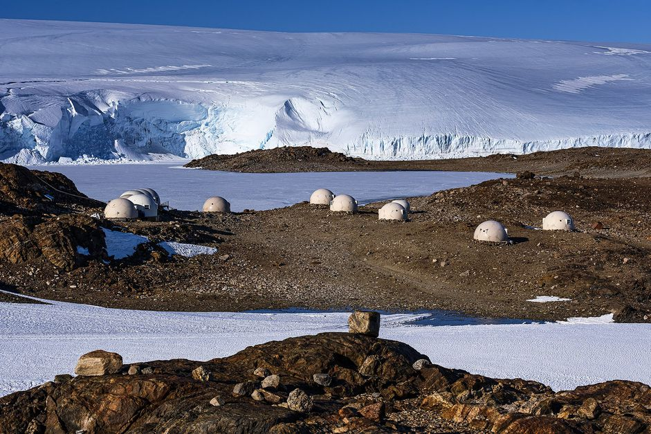 Glamping with Penguins at White Desert in Antarctica! - 9