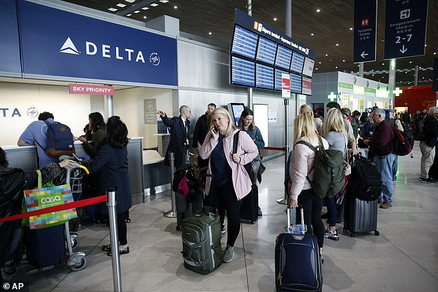 Americans travelers will be refused entry into the European Union for at least another two weeks due to soaring coronavirus infections in the U.S., it was revealed Tuesday
