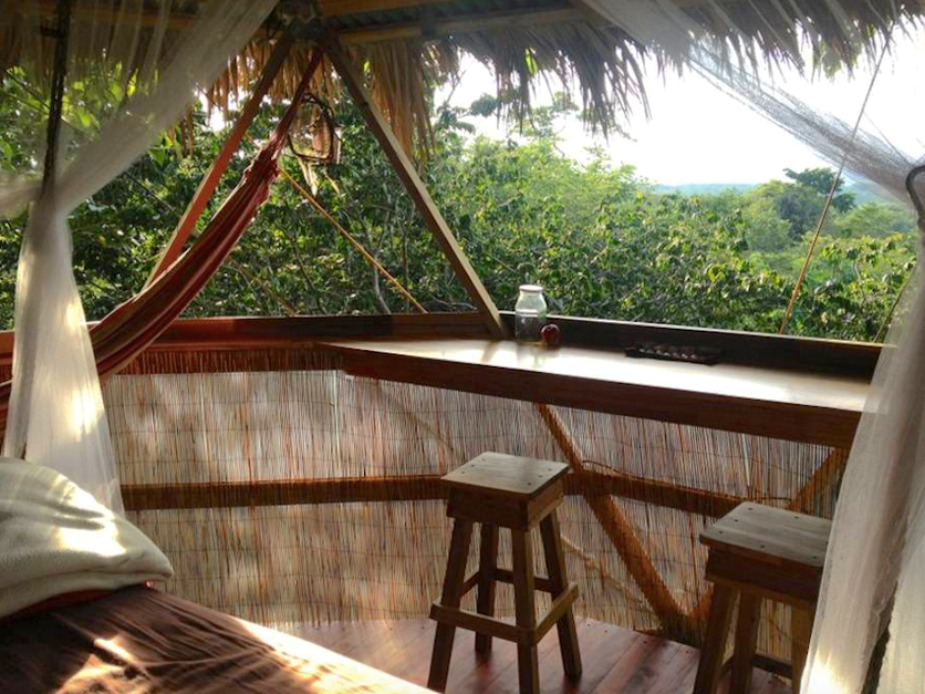 Rainforest Treehouse in Costa Rica from $49 a Night!