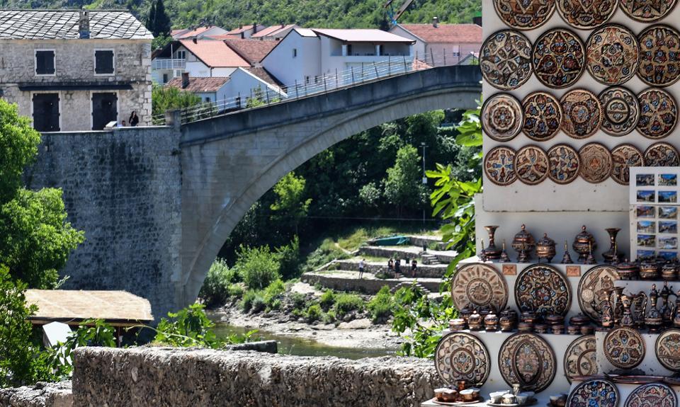 BOSNIA-HEALTH-VIRUS-TOURISM