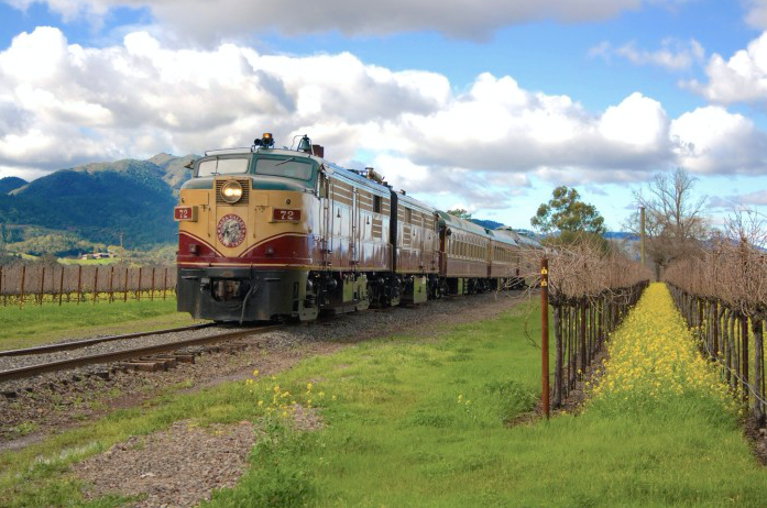 Ride the Napa Valley Wine Train from $164—Wine, a Gourmet Meal, & More + Free Cancellations! - 5