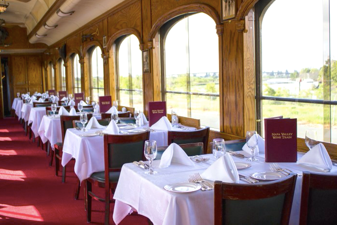 Ride the Napa Valley Wine Train from $164—Wine, a Gourmet Meal, & More + Free Cancellations! - 2