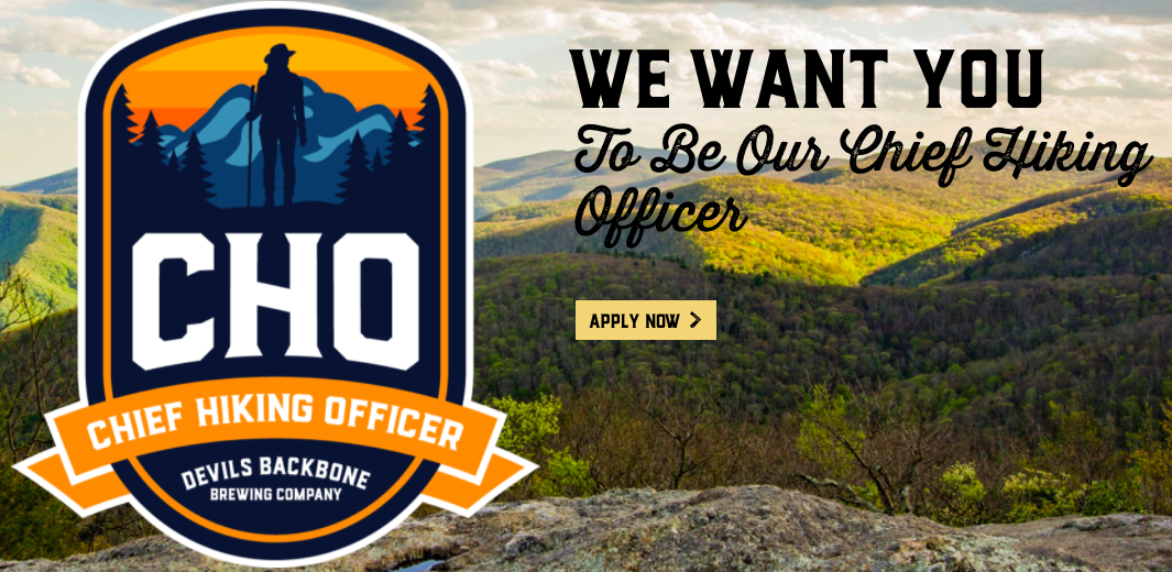 Get Paid $20,000 to Hike & Drink (Lots of) Beer - 1