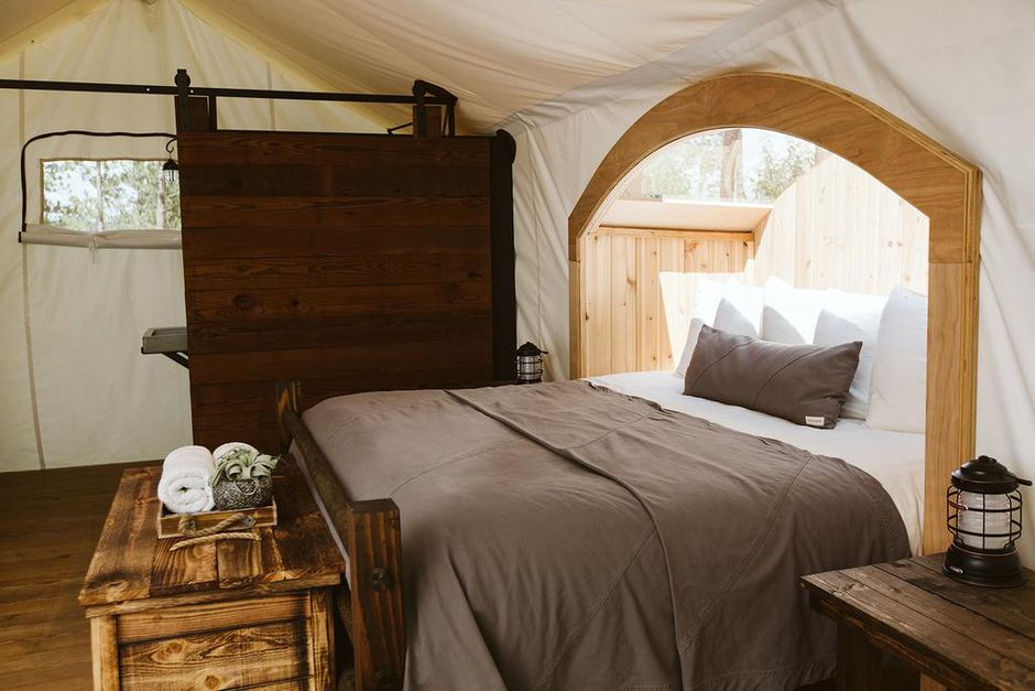 Grand Canyon Glamping this Fall from $189—Free Cancellations!