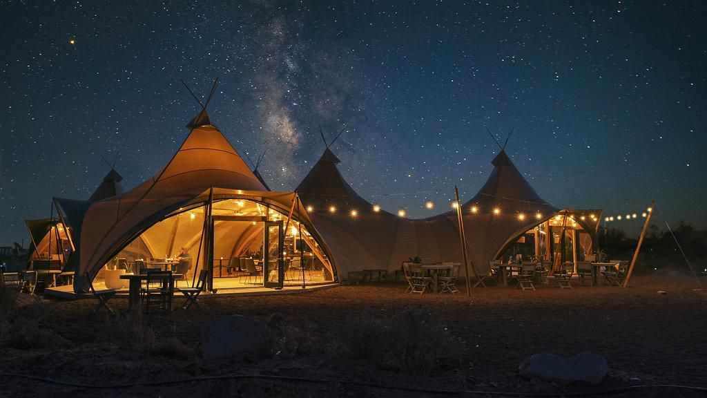 Grand Canyon Glamping this Fall from $189—Free Cancellations! - 2