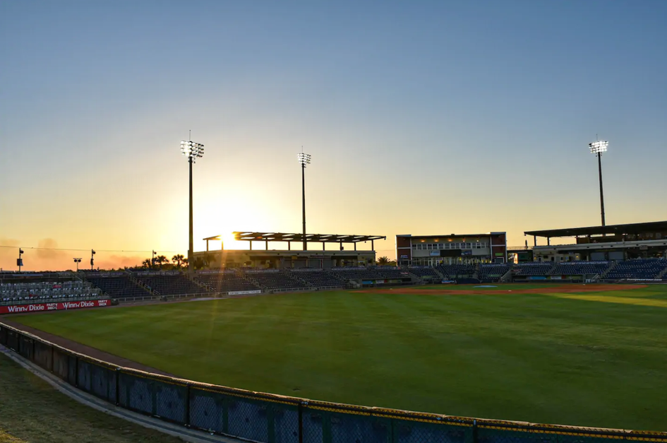Rent a Baseball Stadium in Florida and Spend the Night There! - 2