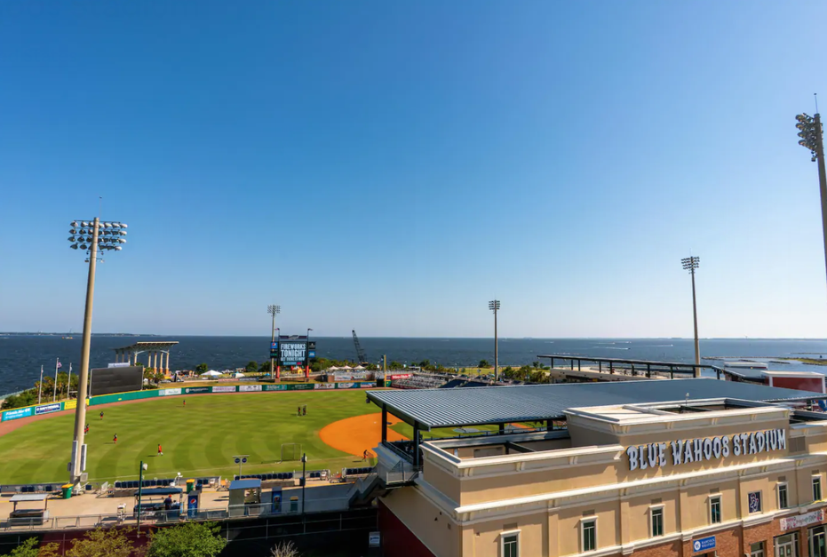 Rent a Baseball Stadium in Florida and Spend the Night There!