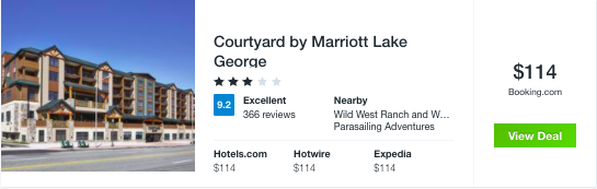 Lake George Marriott Hotel from $114—Save over $150 off Typical Rates! - 7