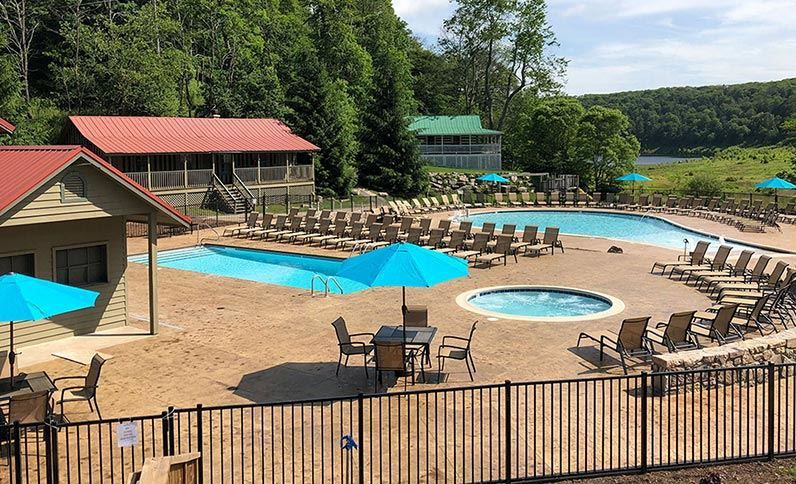 Stay At the Dirty Dancing Resort in Virginia from $175—Fall Dates!