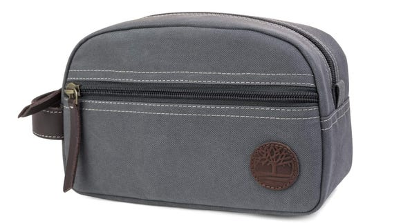 Best gifts for husbands 2020: Timberland Toiletry Bag