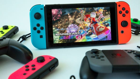 Best gifts for husbands 2020: Nintendo Switch