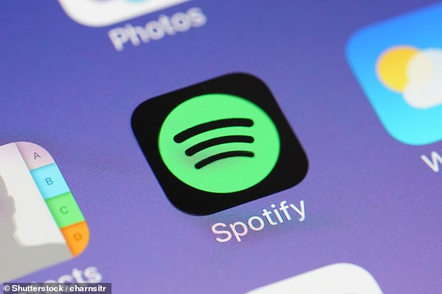 Those streaming Spotify abroad could be subject to paying £17.28 to stream a 4 minute song