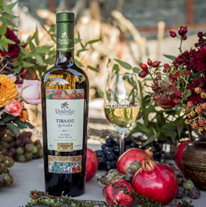 Dugladze AOC 2017 Tibaani Georgian Wine