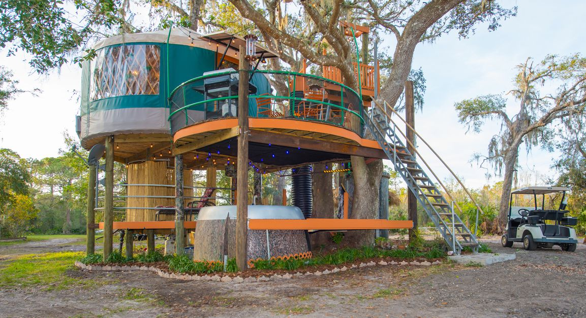 Adults-Only Treehouse in Florida from $90 Per Person—Spring & Summer 2021! - 9