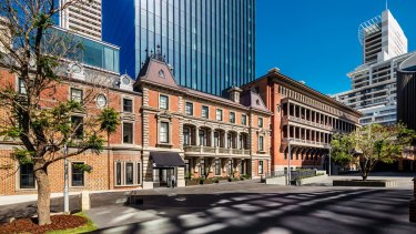 COMO The Treasury's understated luxury has made the 48-room hotel a favourite with travellers.