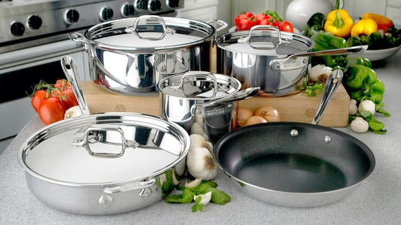 Best gifts for husbands 2020: All-Clad Non-Stick Pan