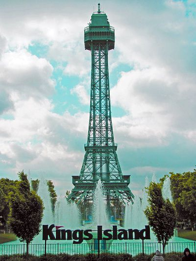 Paris Without a Passport! Eiffel Tower Replicas around the US - 2