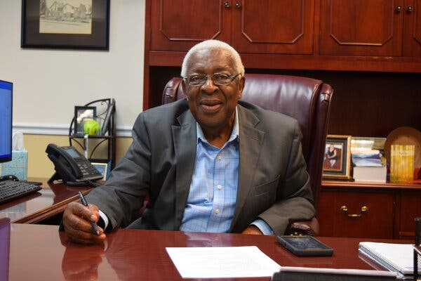 Lonnie Norman, the mayor of Manchester, Tenn., helped revitalize his city's downtown area and was instrumental in starting a recreation center. He also welcomed the Bonnaroo festival with open arms.