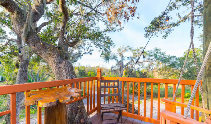 Adults-Only Treehouse in Florida from $90 Per Person—Spring & Summer 2021! - 4
