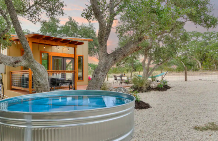 Hill Country Tiny Home Stay in Texas from $120—Sleep Underneath the Stars! - 2