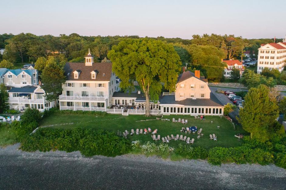 4-Star Historic Maine Inn from $79—Up to $100 off Peak-Season Rates!