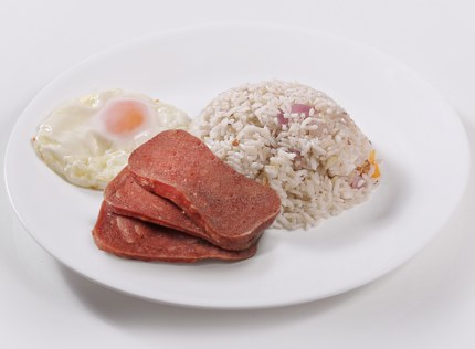 Spamsilog in the Philippines