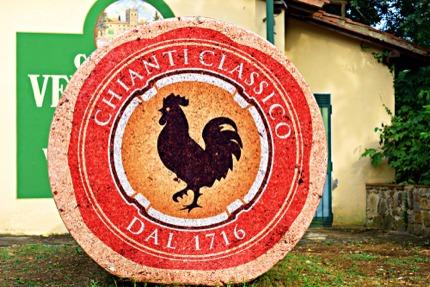 All quality Chianti Classico wines bear the famous Gallo Nero