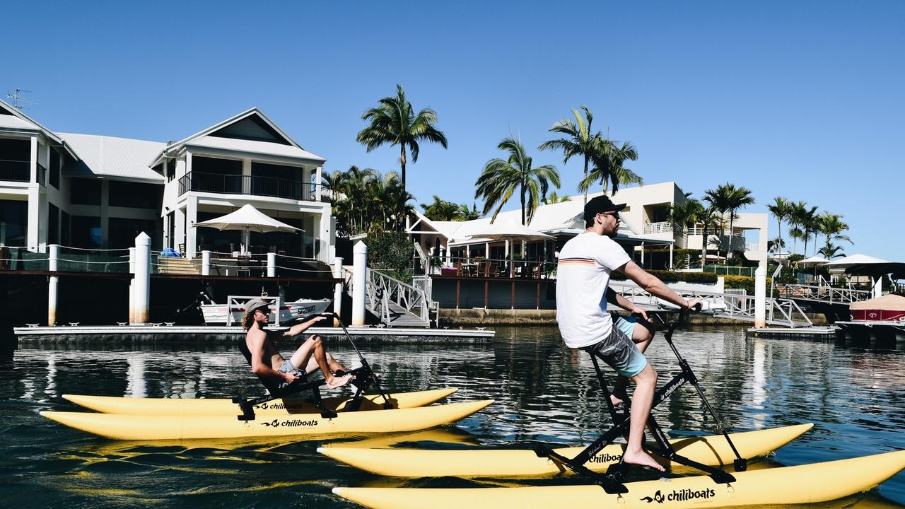 Mooloolaba is among five of the most popular regional destinations across the state, according to recent data.