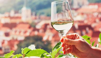 Make sure you try Czech wine