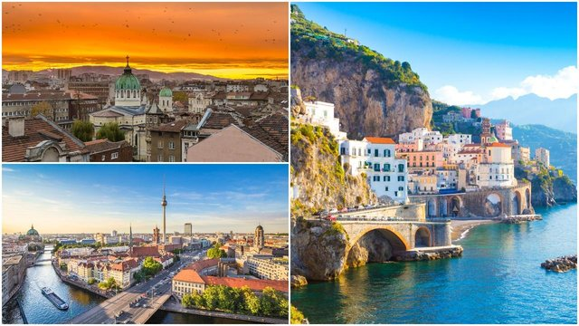 Bulgaria will be added to the green list, but Italy and Germany will remain on the amber list (Shutterstock)
