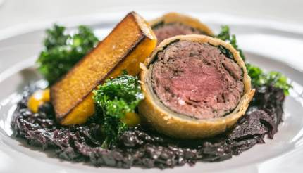 A dish from The Kingman Plough